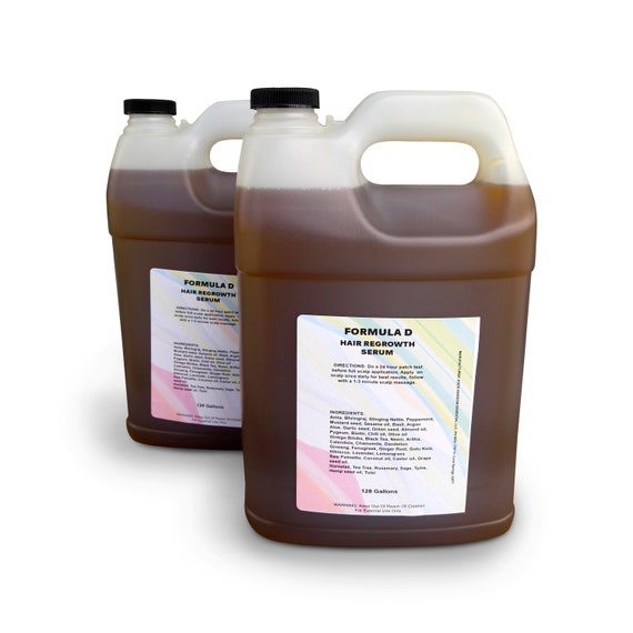 Private Label  Hair Care Products-5 Gallons Potent Hair Growth Oil All Hair Types -Wholesale -Your Own Brand-Black Hair Care