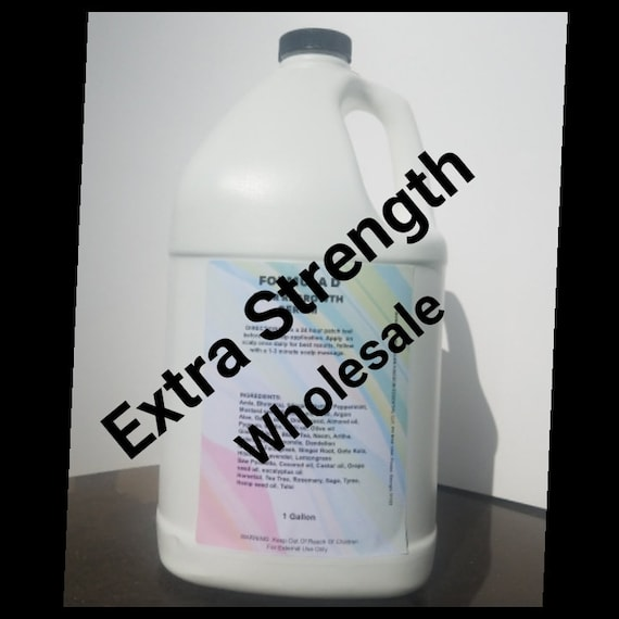 Private Label Extra Strength Gallon Size Start Your Own Business Dht Blocker Hair Restoration, Hair TreatmentSalon, Spas
