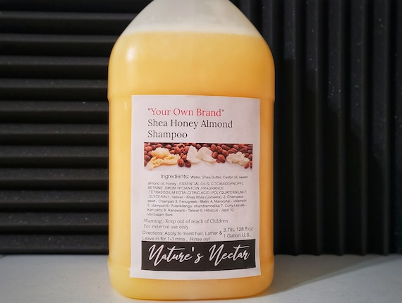 Magic Moisturize Shea shampoo! 1 gallon- wholesale private label