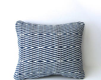 Navy Pillow Cover #2