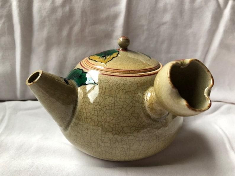 Vintage Akazuki Tea Pot