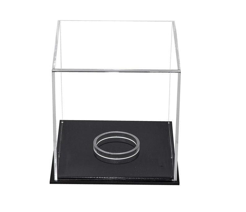 A081 Deluxe Acrylic Softball Display Case