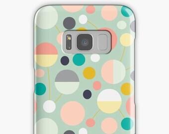 Pastel Geometric | Phone Case | Fits the Samsung Galaxy S5 / S6 / S7 / S8 / Edge