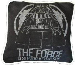 Lego Darth Vader Cushion