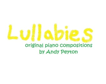 custom piano lullaby using your baby's name as the melody