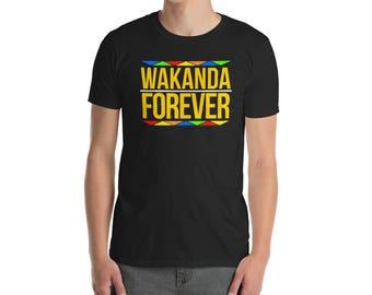 ad990f8d Wakanda forever   Etsy