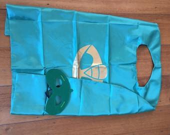 Superheros Cape & Mask Set - Gekko