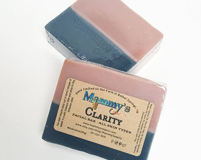 Handmade Soap - Clarity, Face