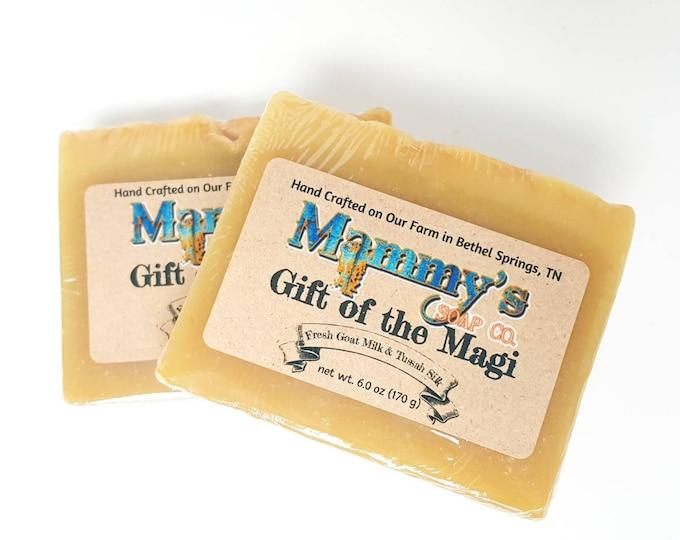 Handmade Goat Milk Soap - Gifts of the Magi