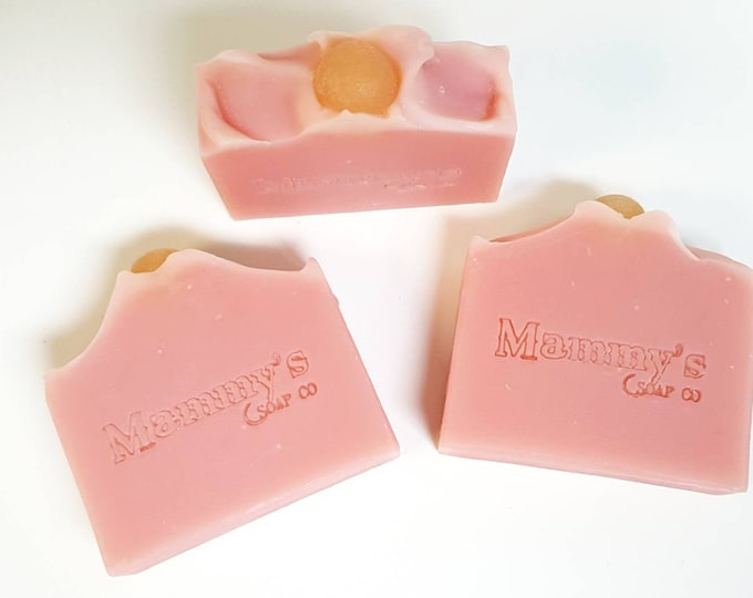 Handmade Soap - Berry Bubbly