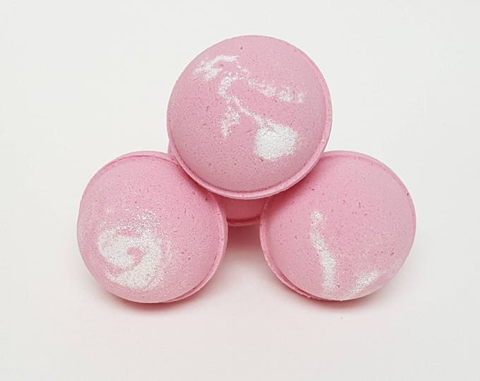 Handmade Bath Bombs, Fizzies - BeDazzled