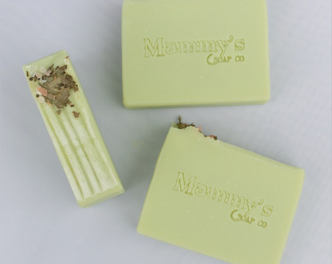 Handmade Artisan Soap - Breathe Easy