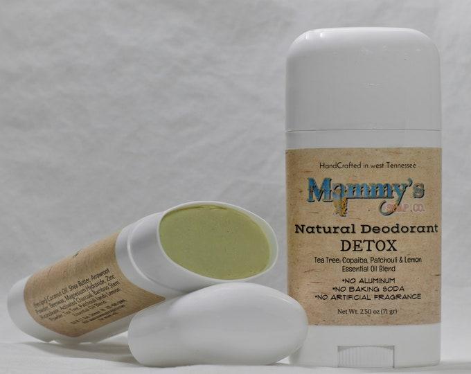 Handmade Deodorant All Natural