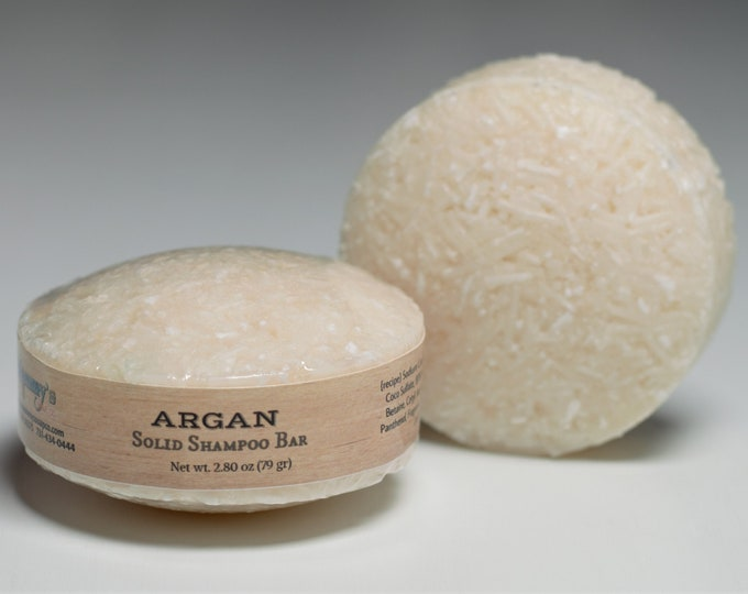 Handmade Shampoo Bar, Solid Shampoo