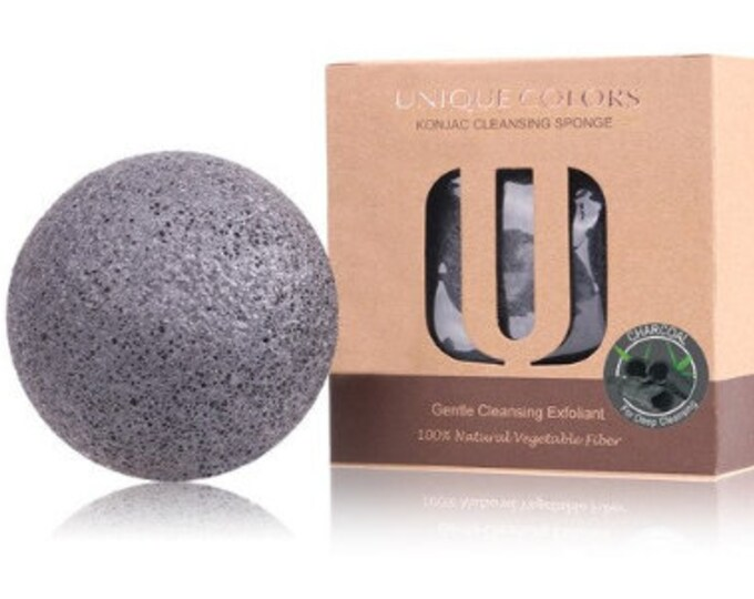 Facial Sponge, Konjac, Natural