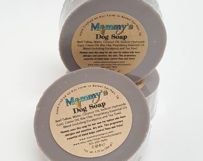 Handmade Soap, Dog Shampoo