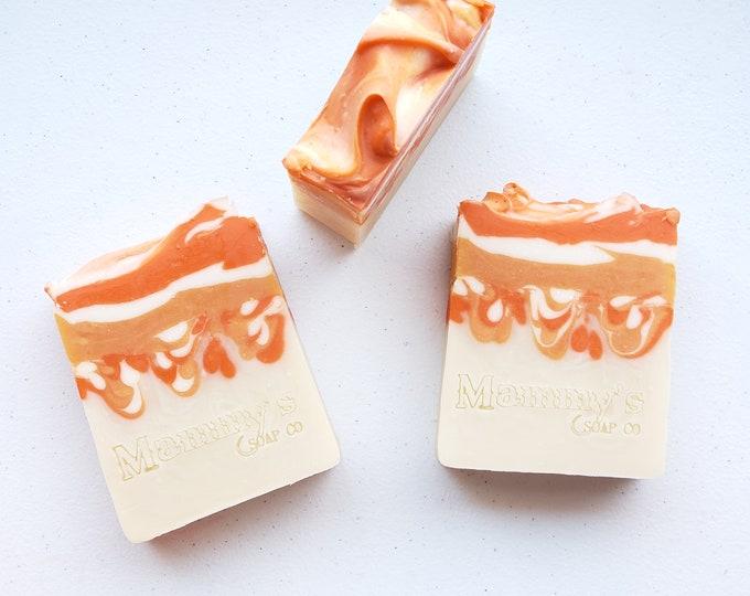 Handmade Soap - Orange Berry
