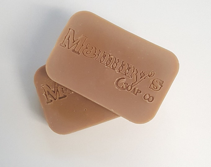 Handmade Soap - Ohh Baby Castille, Scented