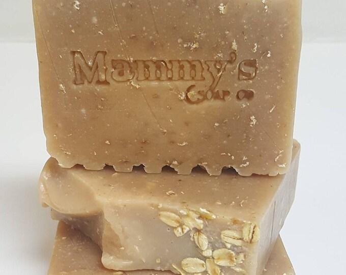 Handmade Goat Milk Soap - Summer Honey