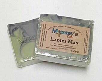 Handmade Soap - Ladies' Man
