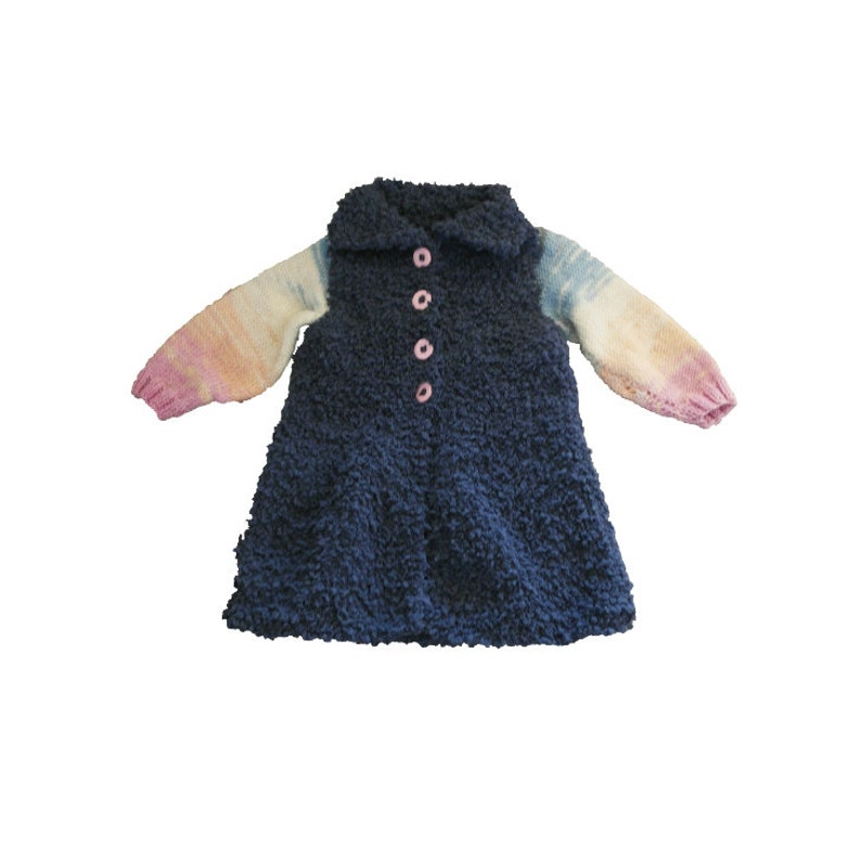 a2f131a94 Baby Knitted Jacket PDF Download Baby Knitting Pattern Baby