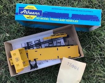 Athearn Sw7 Parts