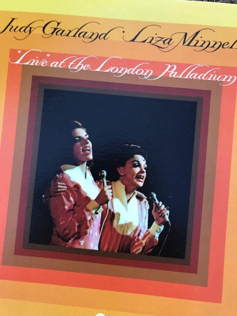 Liza Minnelli Judy Garland