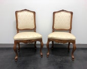 BAKER French Country Dining Side Chairs - Pair 1