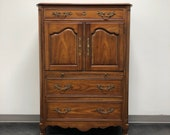 KINDEL French Country Gentleman 39 s Chest in Solid Cherry