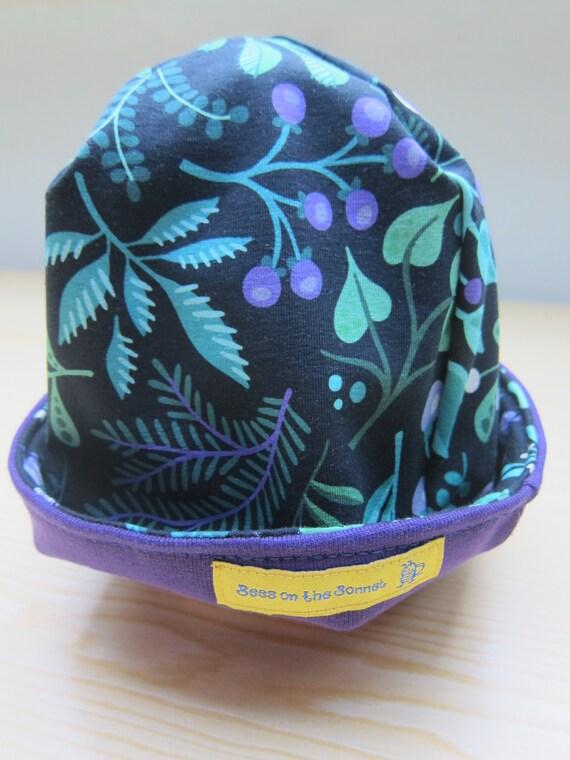 Botanic eco Beanie, hat, jersey cap