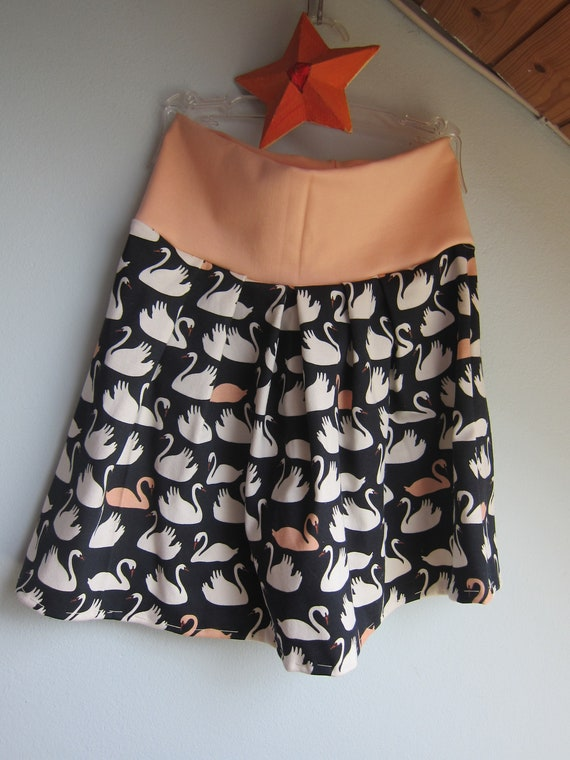 Girl's skirt, summer skirt, Swan See, size 6 (116)