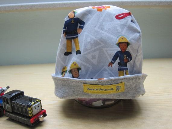 Firefighter Beanie, jersey hat, jersey cap