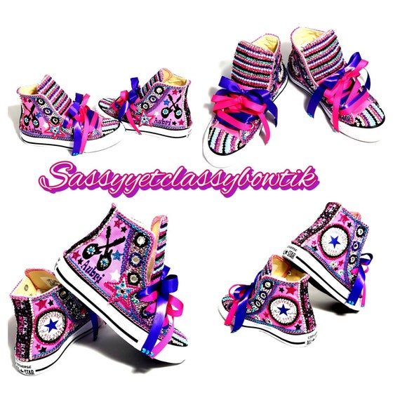 MONSTER HIGH CONVERSE Girls Shoes Allstar Birthday by