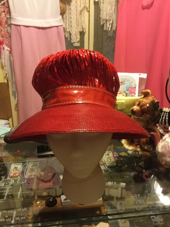 Red Gibbe' Hat