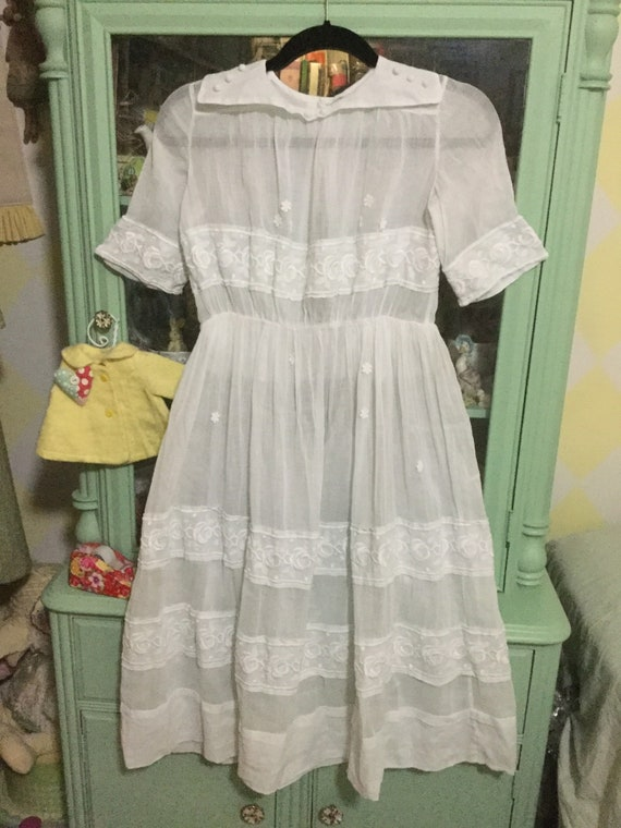 1900's Girls dress