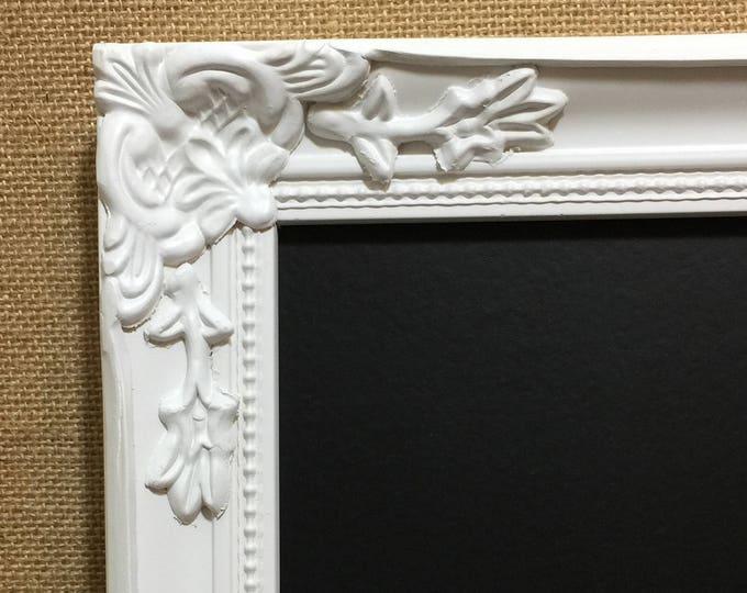 Blackboard | Black Board | Framed Blackboard | Framed Black Board | Framed Chalkboard | Wedding Chalkboard | Wedding | Kitchen Decor