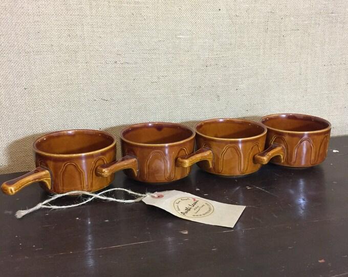 Ramekins | Vintage Ramekins | Ramekin | Farmhouse Kitchen | Rustic Decor | Vintage Kitchen