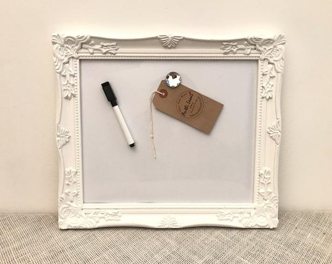 Small Dry Erase Board | Small Magnet Board | Small Whiteboard | Small Notice Board | Small White Board | White Dry Erase Board | Memo Board