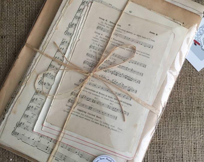 Music Sheets Sheet Music Musical Notes Paper Music Paper Pack Sheet Music Paper Music Note Paper Musical Paper Old Music Paper
