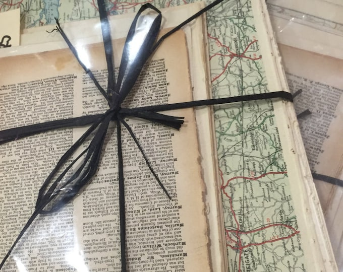 Vintage Craft Papers | Vintage Book Pages | Dictionary Pages | Music sheets | Vintage Paper Packs | Craft Stash | Antique Book Pages