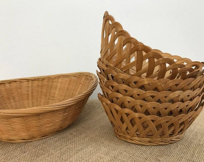 Bread Baskets | Woven Wicker Bread Baskets | Wicker Baskets | Woven Bread Baskets | Fruit Baskets | Straw Baskets