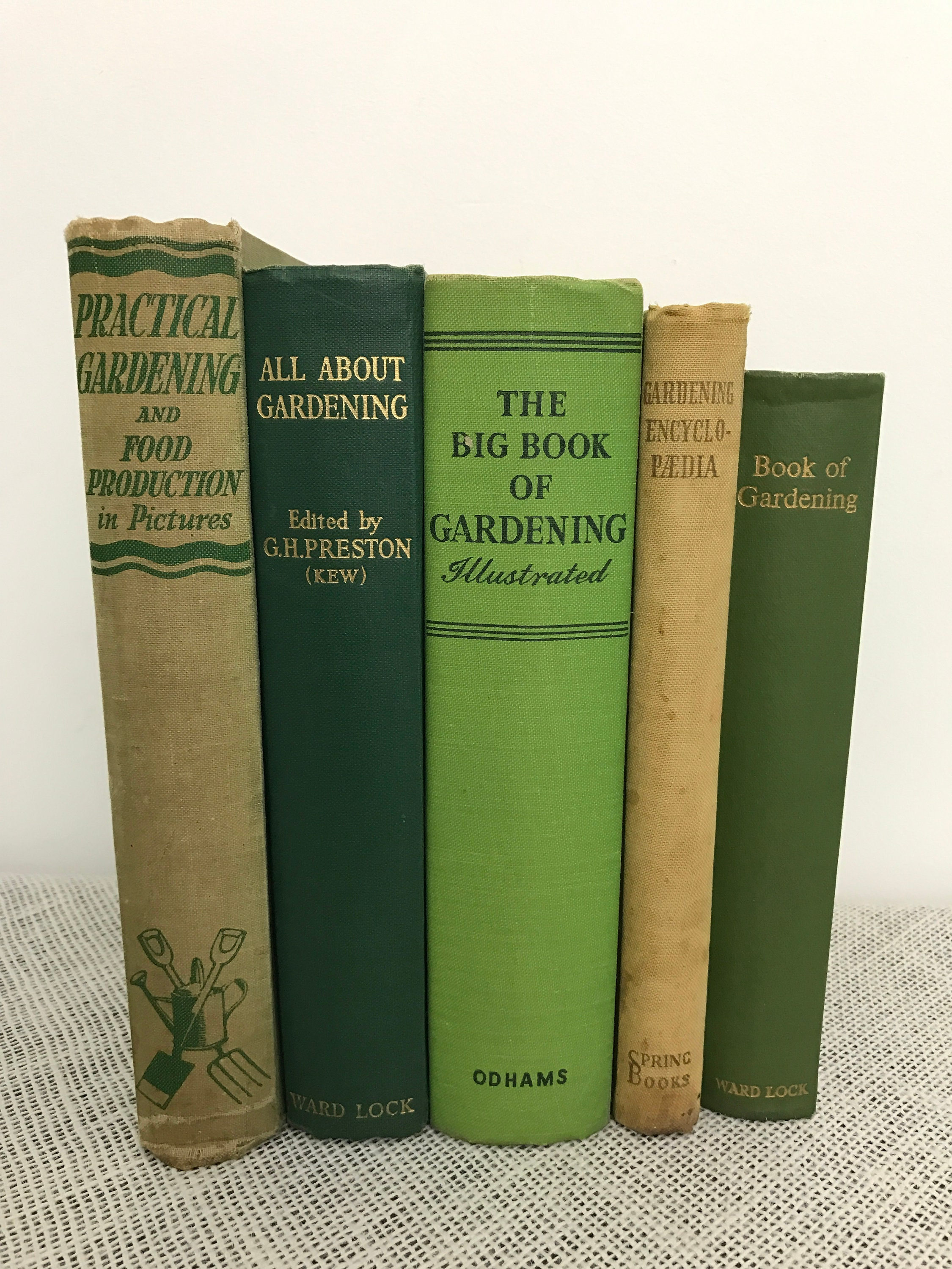 Gardening Books | Garden Book Collection | Green Fingers