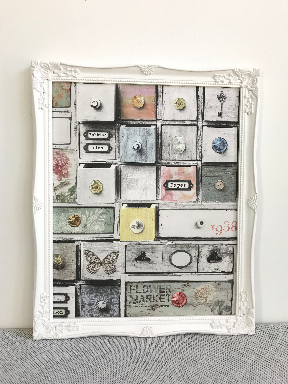 Decorative Framed Magnetic Boards | www.topsimages.com