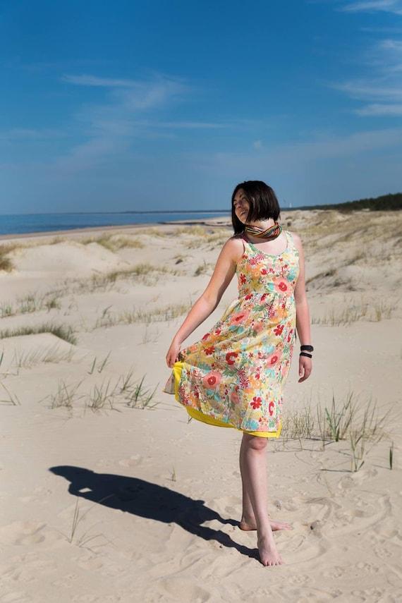 dress cotton natural cotton silk ship dress Ready Cotton natural to dress and silk dress summer clothing f7fn8qa