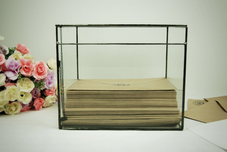 Wedding Keepsake Box Customized Card Box Wedding Card Etsy