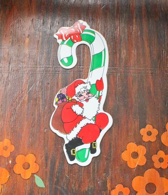 free shipping Candy Cane Hanger