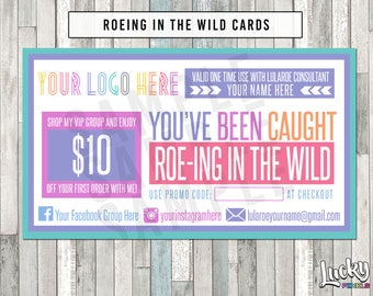 Roe-ing In The Wild Cards - for your business