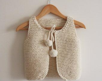 Lil Shepherd Knitting Pattern