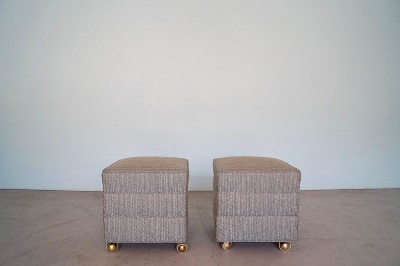 Pair of Rad Original Mid Century Modern