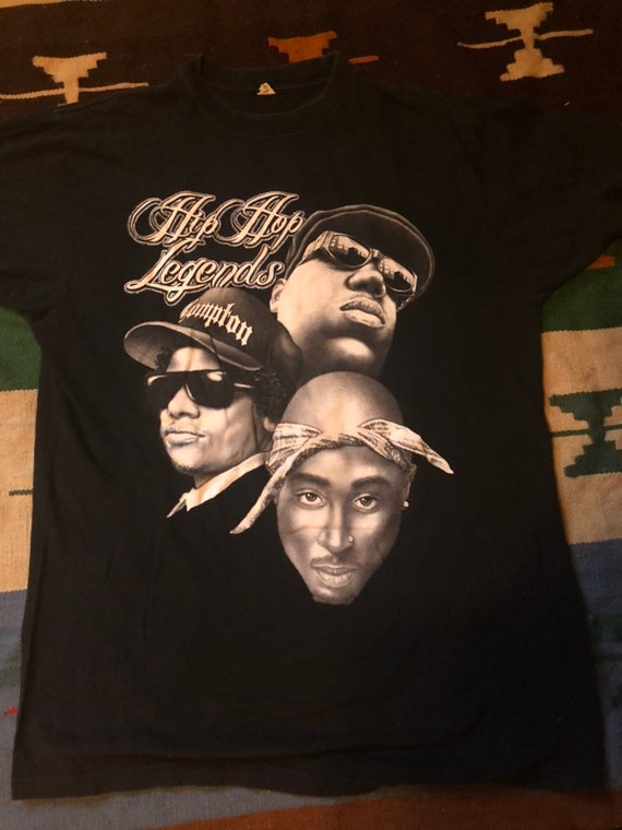 Hip Hop Legends shirt